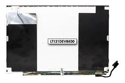 Toshiba Matsushita LT121DEVBK00 használt matt 12.1'' (1280x800) LED laptop kijelző (csatlakozó: 30 pin - jobb)