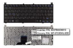 Toshiba Mini NB100, NB105 gyári új magyar laptop billentyűzet (V000150870)