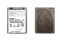 60GB 4200RPM 1,8'' ZIF PATA (Ultra ATA-100) használt laptop winchester, HDD