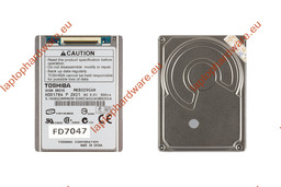 80GB 4200RPM 1.8'' ZIF PATA (Ultra ATA-100) használt laptop winchester, HDD