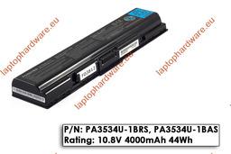 Toshiba Satellite A200, Satellite Pro L300 használt 40%-os 6 cellás laptop akku/akkumulátor (PA3534U-1BRS)
