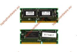 Toshiba PC100-222-620 64MB SODIMM használt laptop SDRAM (THLY6480H1FG-80)