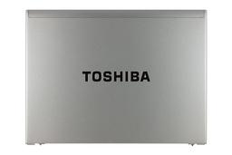 Toshiba  Portege R500 gyári új laptop LCD hátlap zsanérokkal (GM902446812A-F)