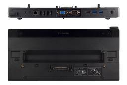 Toshiba Portege R700, R830 laptop dokkoló, 90W-os Toshiba töltővel, PA3838E-1PRP
