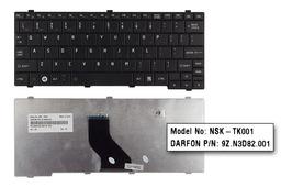 Toshiba Portege T110, Mini NB200, NB255, NB305 gyári új US angol laptop billentyűzet (NSK-TK001)