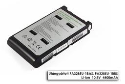Toshiba Satellite A10, A15, Tecra A1, A8 helyettesítő új 6 cellás laptop akku/akkumulátor (PA3284U-1BRS, PA3285U-1BRS)