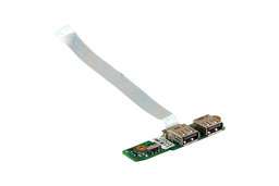 Toshiba Satellite A100, A105 laptophoz használt USB panel kábellel (6050A2044201)