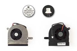 Toshiba Satellite A120 laptophoz használt processzor hűtő ventilátor, 6033B0009701, UDQFZZR24C1N REV: A02