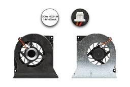 Toshiba Satellite A20, A25 használt laptop hűtő ventilátor (CPU) (MCF-116CM12-1, GDM610000134)
