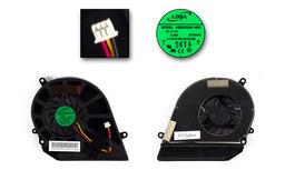 Toshiba Satellite A200, A205, A210, A215 gyári új laptop hűtő ventilátor (DC280007WA0)