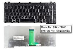 Toshiba Satellite L300 sorozat fekete magyar laptop billentyűzet