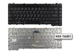 Toshiba Satellite A200, L300, Satellite Pro L300 gyári új US angol fekete laptop billentyűzet (NSK-TA001)