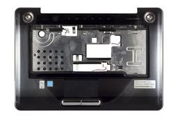 Toshiba Satellite A350, A355 laptophoz használt felső fedél touch paddal ,média vezérlővel, stereo hangszóróval (FA05S000F00-2)