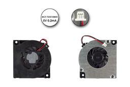 Toshiba Satellite A50, A55, Tecra A2 gyári új laptop ventilátor, MCF-TS5510M05