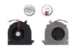 Toshiba Satellite A500, A505 gyári új laptop hűtő ventilátor (UDFLZP01C1N)