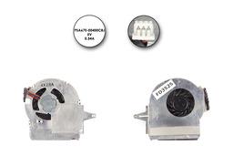 Toshiba Satellite A60 használt rendszer hűtő ventilátor, PSA67E-00400C8J, MCF-807AM05 -234