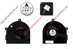 Toshiba Satellite A660, C650, C660, C665 használt laptop hűtő ventilátor (KSB06105HA)