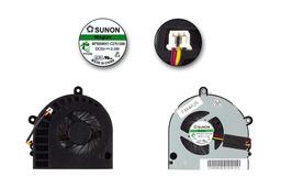 Toshiba Satellite A660, C650, C660, C665 gyári új laptop hűtő ventilátor (MF60090V1-C270-G99)