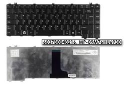 Toshiba Satellite C600, L600, L700 gyári új magyar laptop billentyűzet, (MP-09M76HU6930)