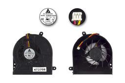 Toshiba Satellite C650, C660, L675, L675D gyári új laptop hűtő ventilátor (KSB06105HB-AG1S)