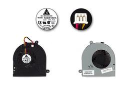 Toshiba Satellite C650, C660, L675, L675D használt laptop hűtő ventilátor (KSB06105HA-9L2K)