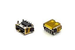 Toshiba Satellite C660, C660D, A300, A300D gyári új laptop USB csatlakozó
