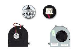 Toshiba Satellite C655, C655D gyári új laptop hűtő ventilátor (KSB06105HA, KSB06105HB-AC04)