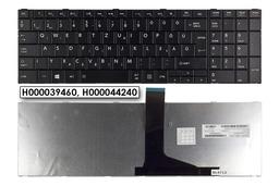 Toshiba Satellite C850, C855, C870 magyar fekete laptop billentyűzet (H000044240)