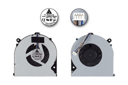Toshiba Satellite C850, C870, L850, L870 4 pines gyári új  laptop hűtő ventilátor, KSB05105HA-8G99