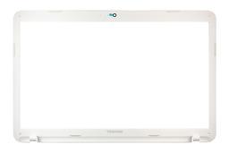Toshiba Satellite C870 gyári új fehér laptop LCD keret (H000038050)