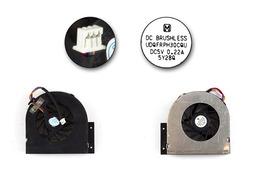 Toshiba Satellite L10, L15 helyettesítő új laptop hűtő ventilátor (UDQFRPH30CQU)