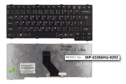 Toshiba Satellite L100 használt magyar laptop billentyűzet (MP-03266HU-9202)