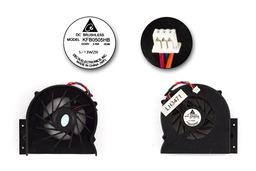 Toshiba Satellite L20, L25 helyettesítő új laptop hűtő ventilátor (KFB0505HB)