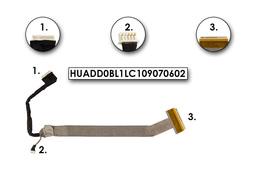 Toshiba Satellite L30 laptophoz használt LCD kábel (HUADD0BL1LC109070602)