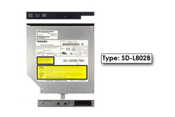 Toshiba Satellite L300 használt SATA laptop DVD-író, SD-L802B