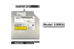 Toshiba Satellite L300 használt SATA laptop DVD-író, UJ-880A
