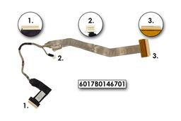 Toshiba Satellite L300, L305 laptopokhoz használt LCD kábel (6017B0146701)