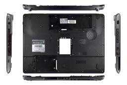 Toshiba Satellite L350, L355 laptophoz használt alsó fedél, bottom case, V000140270