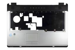 Toshiba Satellite L350 laptophoz használt felső fedél touch paddal ,média vezérlővel, stereo hangszóróval (V000140190)