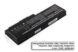 Toshiba Satellite L350, P200, P205 helyettesítő új 9 cellás laptop akku/akkumulátor (PA3537U-1BAS)