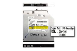 Toshiba Satellite L40 HL IDE (PATA) használt laptop DVD-író (GSA-T20N)