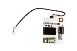 Toshiba Satellite L40, L45 laptophoz használt modem kártya vezetékkel (04G132052812TB)
