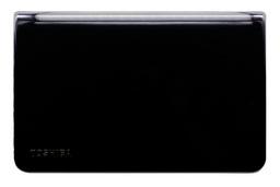 Toshiba Satellite L50-A gyári új laptop LCD kijelző hátlap zsanérokkal (H000056040, 13N0-C3A0902)