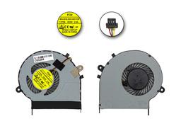 Toshiba Satellite L50-B, L55-B gyári új laptop hűtő ventilátor (FFD6)