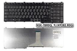 Toshiba Satellite L500 fekete magyar laptop billentyűzet
