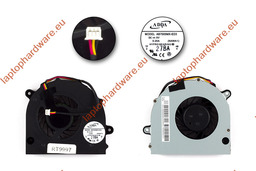 Toshiba Satellite L500, L505, L550, L555 gyári új laptop hűtő ventilátor (13NO-Y3A0Y02)