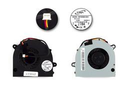 Toshiba Satellite L500, L505, L550, L555 gyári új laptop hűtő ventilátor (AB70005MX-ED3)