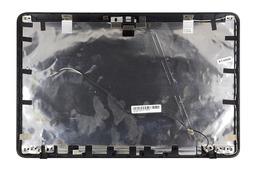 Toshiba Satellite L750, L750D, L755 laptophoz használt LCD hátlap, ZYE33BLBLC0I00110903-07