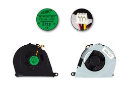 Toshiba Satellite L755, L755D gyári új laptop hűtő ventilátor, AB7705HX-GB3