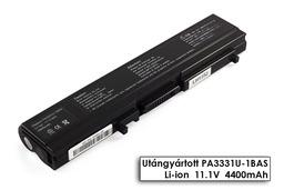 Toshiba Satellite M30, M35, Satellite Pro M30 helyettesítő új 6 cellás laptop akku/akkumulátor (PA3331U-1BRS)